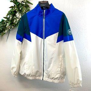 Perry Ellis Portfolio Cherokee Men's Rain Jacket